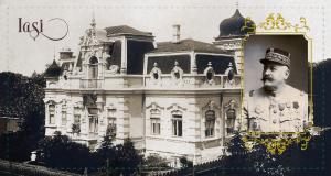 Casa prof. G. Bogdan (Str. Berthelot, nr. 18). Generalul H.M. Berthelot, șeful Misiunii Militare Franceze, care a locuit în casa G. Bogdan