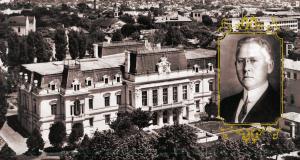 Sediul Misiunii Crucii Roșii Americane - în Palatul Rosetti-Rozvoveanu (1917), astăzi clădirea Primăriei Municipiului Iași (Bd. Ștefan cel Mare, nr. 11). Lt.-colonelul Henry W. Anderson, șeful Misiunii Americane.